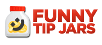picture regarding Printable Tip Jar Signs referred to as Amusing Idea Jars - Amusing Suggestion Jars